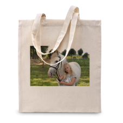 Plátěná taška s vlastním potiskem