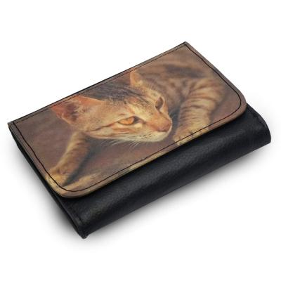 Koženková peněženka - malá