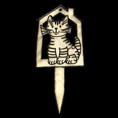 Kočka - domek