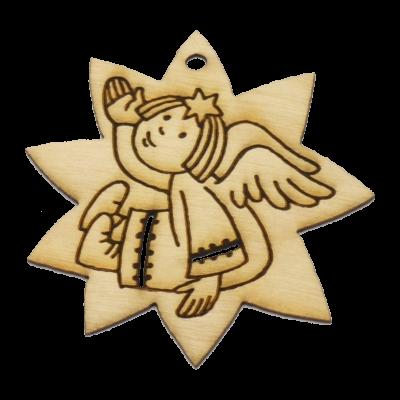 Anděl - hvězda