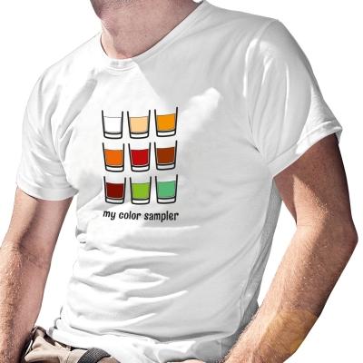 Vtipné tričko - panáky