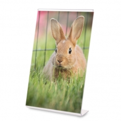 Akrylový fotorámeček 9 x 13 cm
