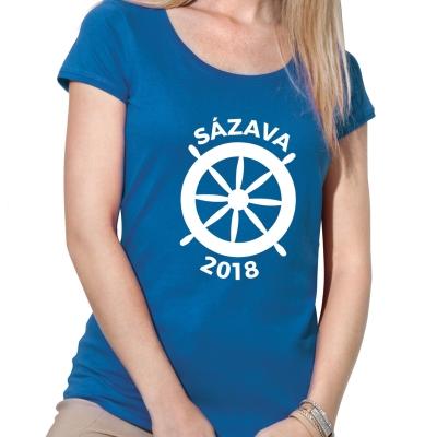 Kormidelník (dámské tričko)