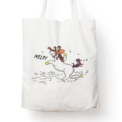 Plátěná taška Léto u moře