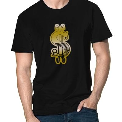 Pánské černé tričko...