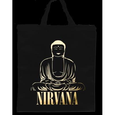 Plátěná taška Nirvana