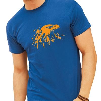 Pánské tričko s potiskem Orel