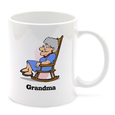 hrnek pro babičku s vlastním potiskem