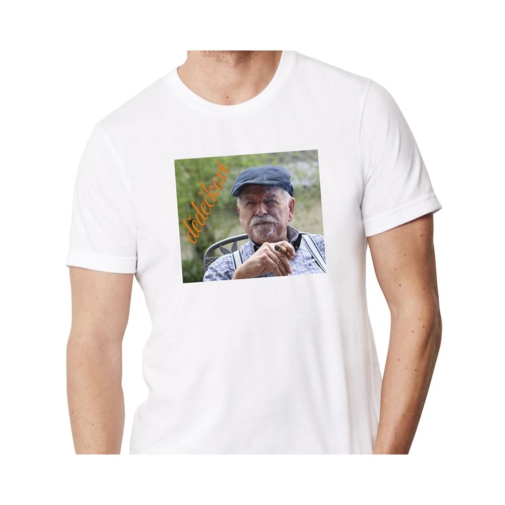 tričko pro dědečka s vlastním potiskem