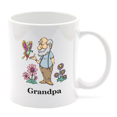Hrnek pro dědečka s...