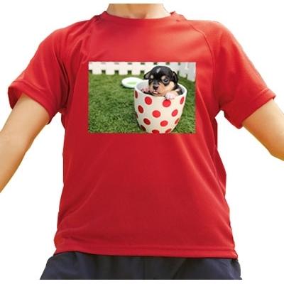 Dětské barevné tričko s...