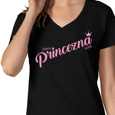 jsem princezna vole