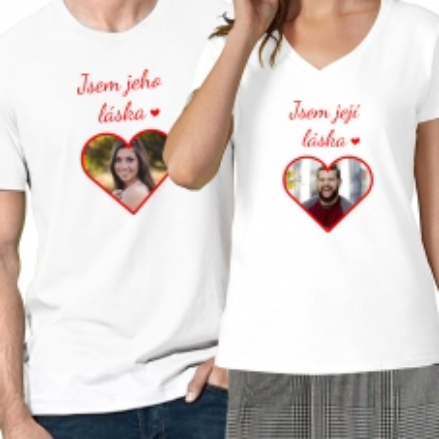 trička pro zamilované